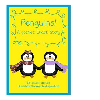 Penguins! A pocket chart story