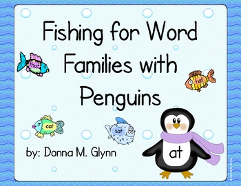 Penguins Fishing Around for Word Families