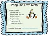 Penguins Love Math!