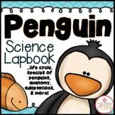 Penguins Science Lapbook