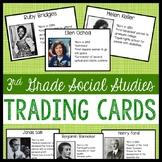 Social Studies Trading Cards