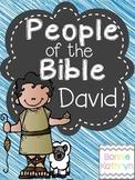 People of the Bible - David