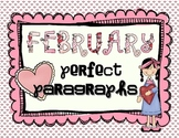 Perfect Paragraphs for the Primary Grades: February