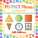 Perfect Planes {2D Shape Unit}