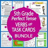 Perfect Tense Verbs--5th Grade Common Core Lesson