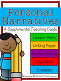 Personal Narratives {A Supplemental Guide to Writing about