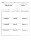 Persuasive Essay Pack