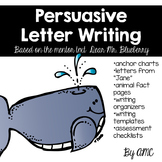 Persuasive Letter Writing Based on the Mentor Text Dear Mr