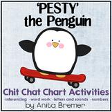 Pesty the Penguin!