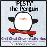 Pesty the Penguin!