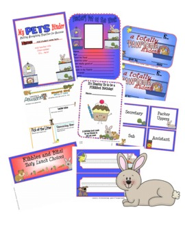 Pet Shop Classroom Theme