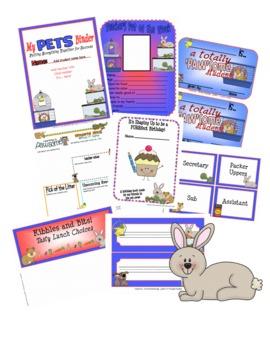 Pet Shop Classroom Theme