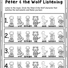 Peter & the Wolf Listening Quiz