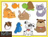 Pets, Animal Clip-Art