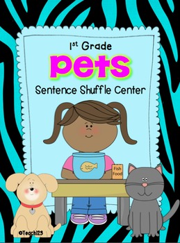 Fluency Center: PETS