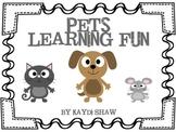 Pets Learning Fun