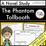 Phantom Tollbooth-Literature Unit/Novel Study