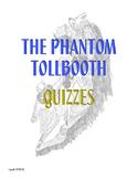 Phantom Tollbooth Quizzes