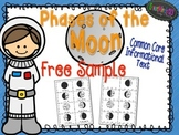 Phases of the Moon Freebie