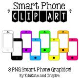 iPhone Clip Art {No Apps}