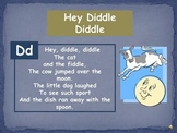 "Phonemic Awareness ""Hey Diddle Diddle"""