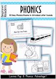 Phonics Beginner Readers 30 Easy Phonics Poems to Introduc