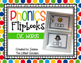 Phonics Flipbooks [CVC Words]