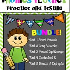 Phonics Fluency Practice and Assessments-45 Pages