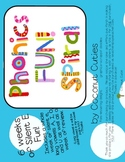 Phonics Fun Spiral-Long Vowels with Silent E!-A 6 week Unit