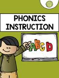 Phonics Instruction: Letter Gg