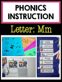 Phonics Instruction: The Letter Mm