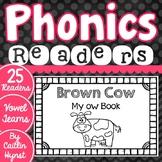 Phonics Readers - Vowel Teams