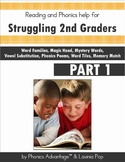 Phonics Strategies for Struggling 2nd Graders Part 1
