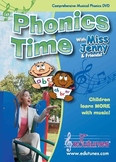 Phonics Time DVD With Miss Jenny / Edutunes