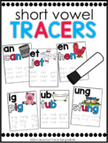 Phonics Tracers Short Vowels