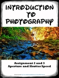 Photography assignments aperture and shutter speed (assign