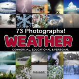 Photos / Photograph WEATHER 73 images, Commercial Use OK!