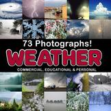 Photos Photographs WEATHER clip art