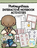 Photosynthesis Interactive Notebook (INB) Activities