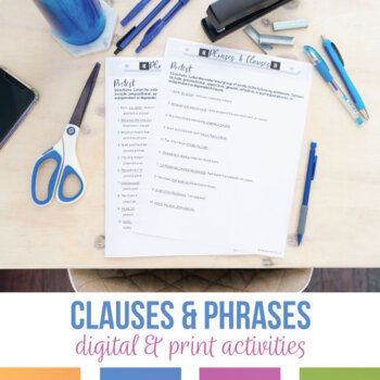 Phrase vs. Clause Bundle