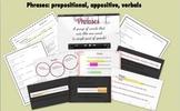 Phrases (prepositional, appositives, & verbals): Video, No