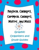 Physical and Chemical Changes,states of Matter, & Mass gra