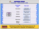 Physics Mechanics Labs Bundle - Software and Handouts