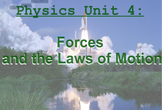 Physics Unit: Forces and the Laws of Motion