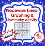 Piecewise Linear Graphing and Symmetry Activity