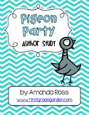 Pigeon Party Author Study Pack
