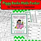 Piggy Banks Math Learning Center (Money)