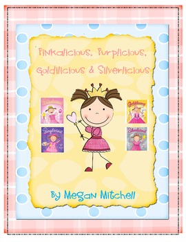 Pinkalicious Guiding Reading