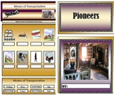 Pioneer PDF Unit  Student Mini Booklet - Jobs, Transportat