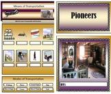 Pioneer PDF Unit  Student Mini Booklet - Jobs, Transportat
